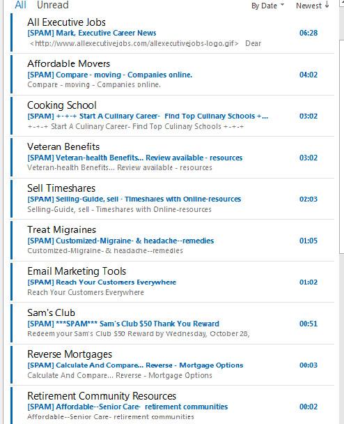 spam-management